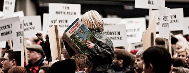 Izland – az elhallgatott polgári demokrácia győzelme