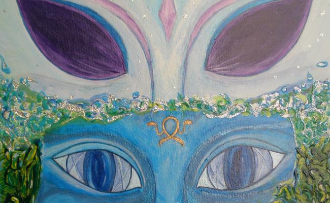 Egy leonidai festményei