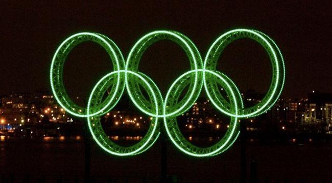 Szuperzöldben startol a Londoni Olimpia