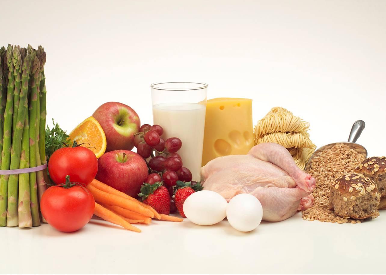 Mit is jelent a kiegyensúlyozott táplálkozás?