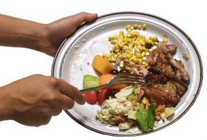 Kína az élelmiszer pazarlás ellen