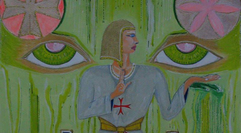 Leonard a Nephilim 5. levele – Az idegen beavatkozás